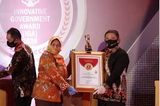 Deliserdang Raih Award