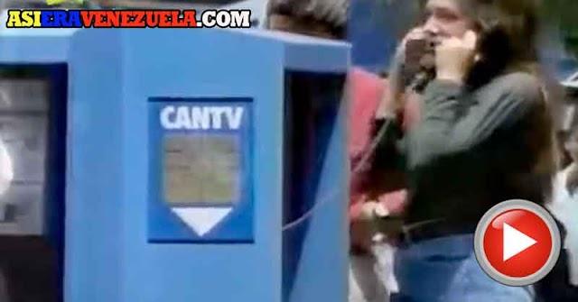 La CANTV Responde | Los comerciales de CANTV de los años 80 y 90