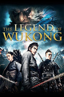 Wu Kong 2017 Dual Audio 720p BluRay