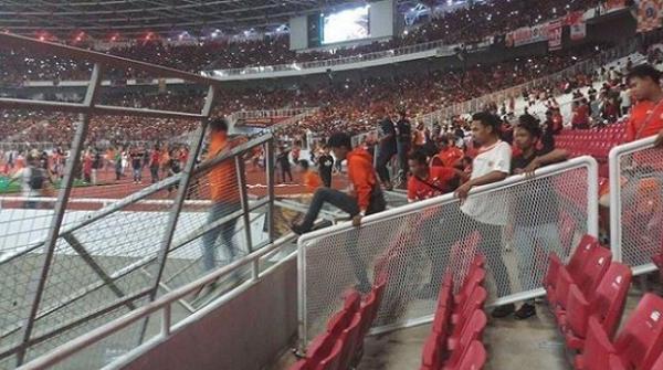 Meski Alami Kerusakan, Persija Dapatkan Lampu Hijau Pakai SUGBK di AFC Cup