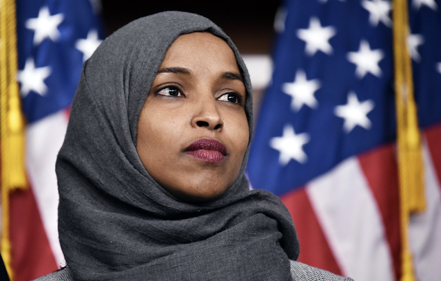 Ilhan Omar Slammed U.S. Soldiers Involved in 'Black Hawk Down' Incident