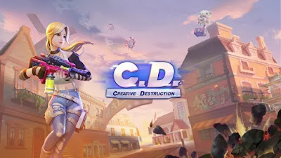 Creative Destruction apk download for android .