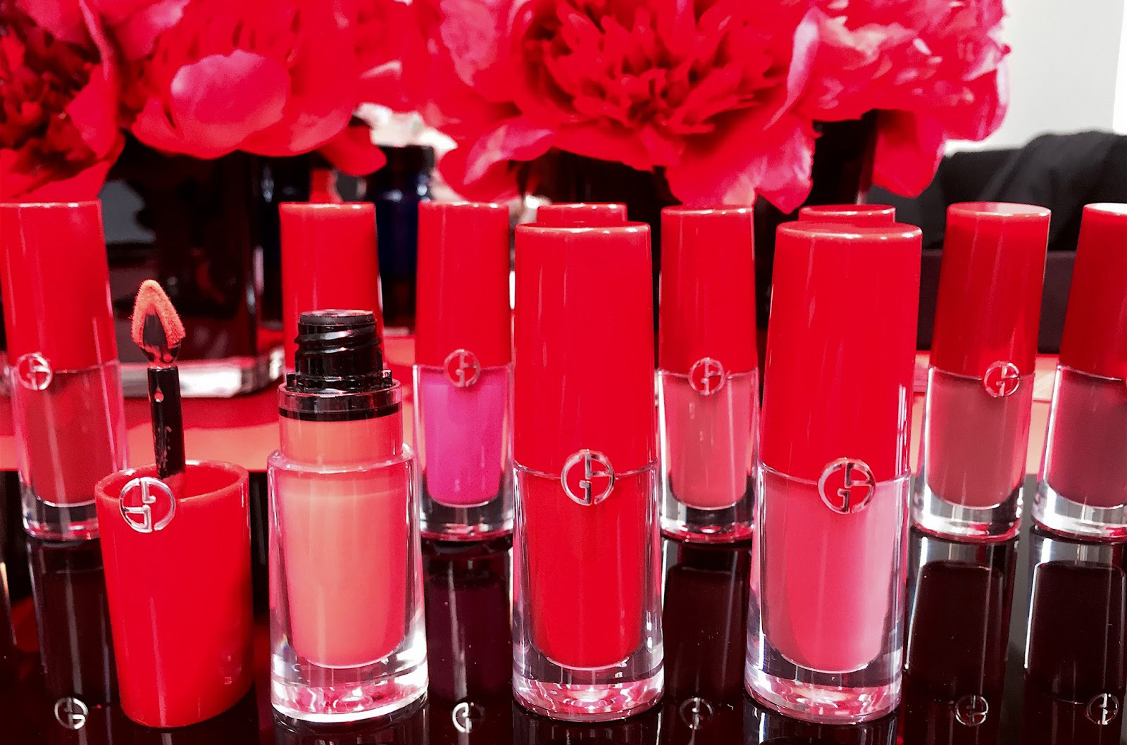 armani lip magnet rouge à lèvres avis test