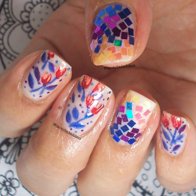 pattern89-nailart