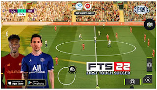 Download FTS 22 Mobile 4K Best Graphics New Update Kits & Transfers Season 2021/2022