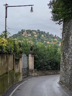 The start of Via Torni.