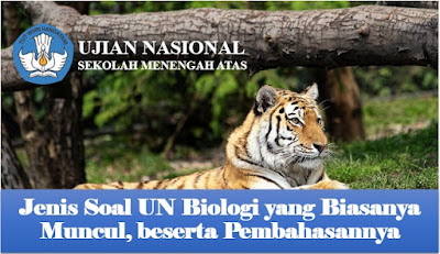 Soal UN Biologi beserta pembahasannya