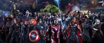 Urutan film Marvel Cinematic Universe