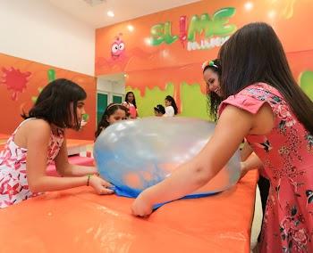 Slime Clube Mania no Salvador Norte Shopping