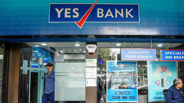 yes bank news  hindi