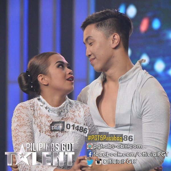 'Power Duo' gets first Golden Buzzer in Pilipinas Got Talent (PGT) 5