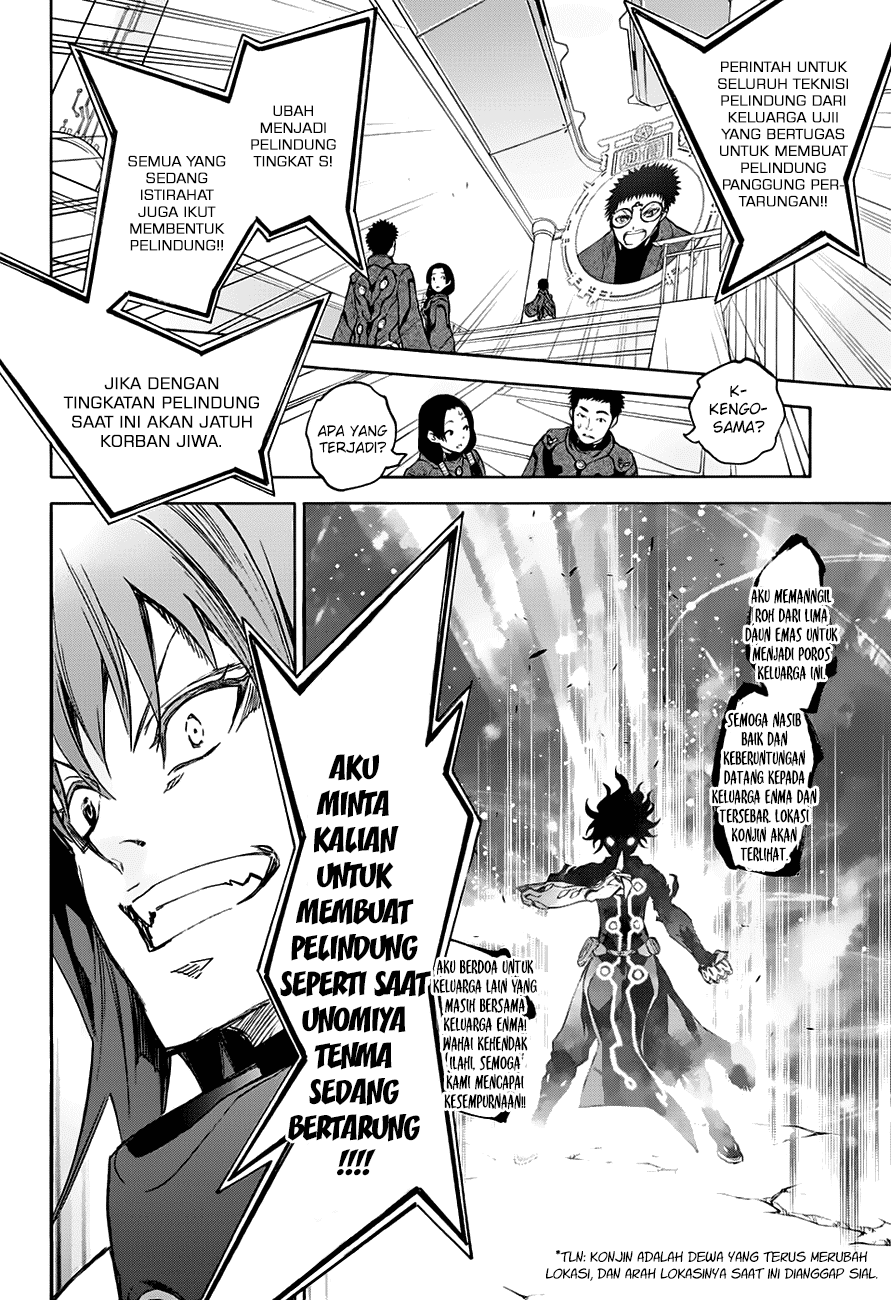 Baca Komik Sousei no Onmyouji Chapter 44 Komik Station