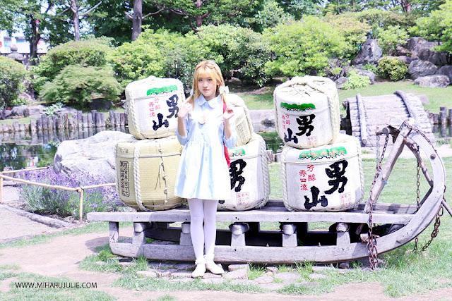 Asahikawa's sake breweries