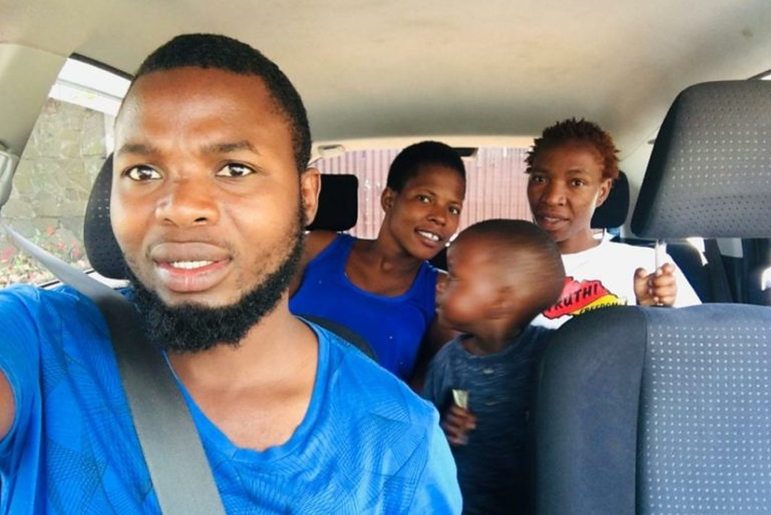 Zimbabweans Shower Honda Fit With Praises Following Ginimbi's Tragic Death