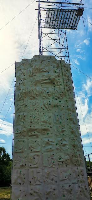Adrenalinski park Glavani - park za puno adrenalina i zabave u Istri kod Barbana