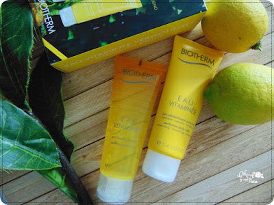 Biotherm Eau Vitaminée, energía para mi piel