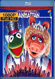 Muppets Take Manhattan [1984] [1080p BRrip] [Latino-Ingles] [HazroaH]
