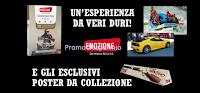 Logo Vinci gratis cofanetti Emozione3 e kit poster The Hateful Eight