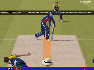 EA Cricket 2004 Game Download Highly Compressed