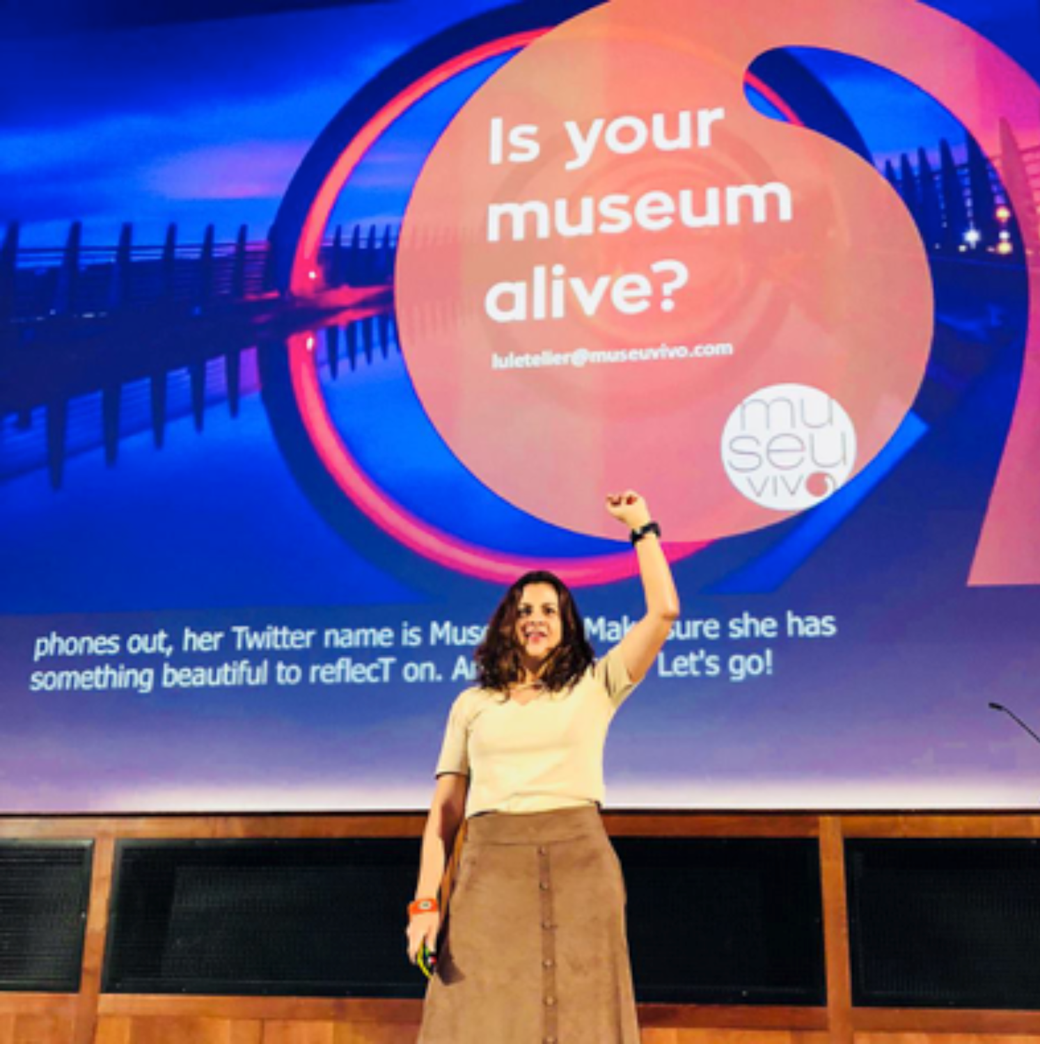 Is Your Museum Alive? A Guest Post by Lucimara Letelier