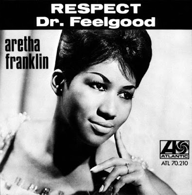 ARETHA FRANKLIN – Respect - single 2