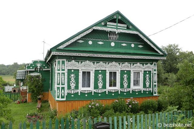 деревянное зодчество ярославской области фото