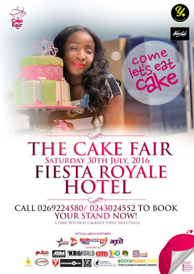 Amazing Treats To Expect At The Cake Fair