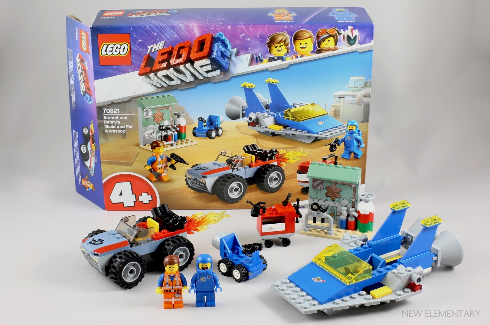New Elementary Lego Parts Sets And Techniques December 2018