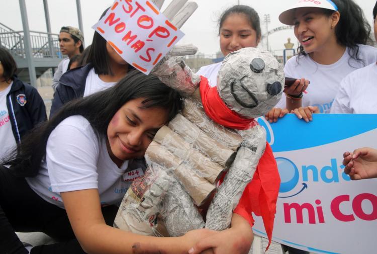 UNICEF: Más de 68 mil escolares se movilizaron por sus derechos con «La Onda de mi Cole»