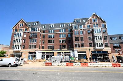 Monroe Street Market Brookland, Catholic University, retail, campus, Bozzuto, Maurice Walters, Washington DC