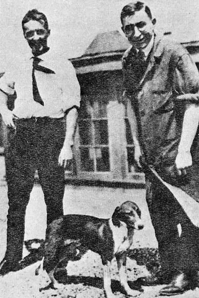 Frederick Banting and Charles Best