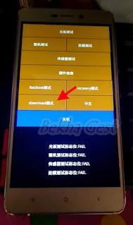 Cara Flash Xiaomi Redmi 3 dan 3 pro (ido) Bootloop Lupa Pola,Micloud Fix 4G Firmware Bypass FRP