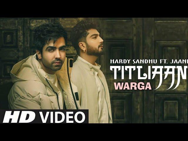 Titliaan Warga Lyrics in English