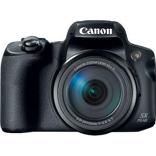 Harga Kamera Compact Canon PowerShot SX70 HS termurah terbaru dengan Review dan Spesifikasi Juli 2019