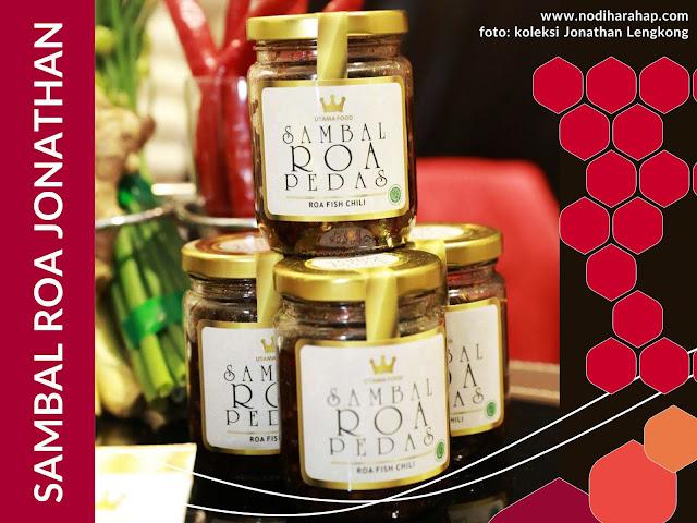 Bisnis Sambal Roa