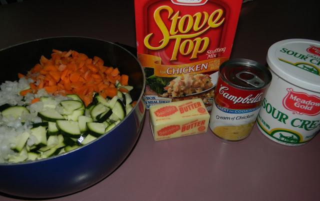 Happy Clean Living Recipe Zucchini Casserole