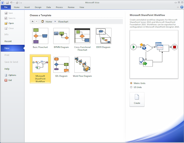 Sharepoint for dummies how to create workflow in visio for Sharepoint workflow templates download