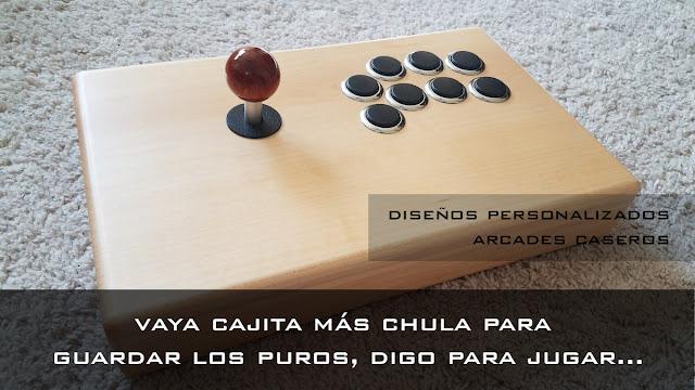 joystick-casero