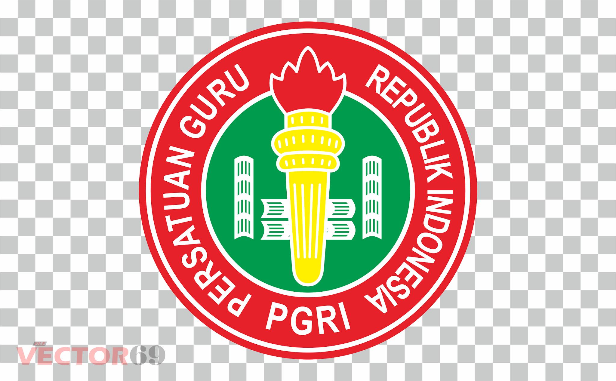 PGRI (Persatuan Guru Republik Indonesia) Logo - Download Vector File PNG (Portable Network Graphics)