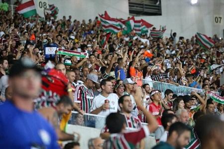 Assistir Fluminense x Atlético-GO AO VIVO 05/08/2017 - Brasileirão