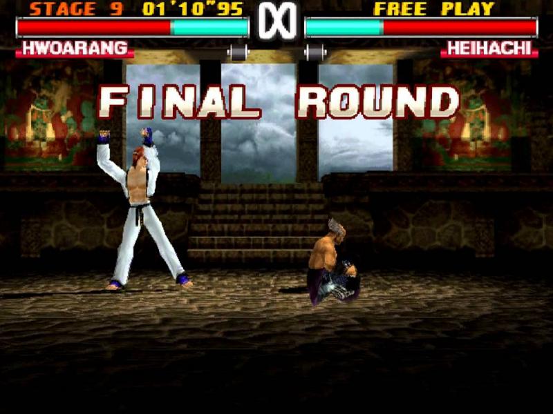 Download Tekken 3 Free Full Game For PC