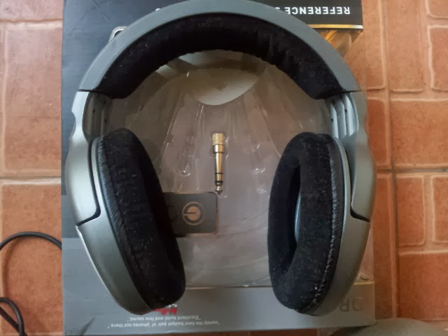 GOBEDH REVIEW Goldring DR150