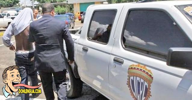 Diez detenidos por asaltar un autobús con pasajeros de Caracas - La Guaira