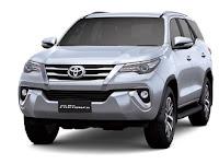 Harga Mobil Fortuner OTR Jakarta
