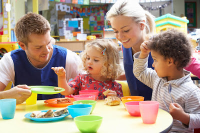 Games and Activities to Teach Your Toddler Good Manners-Montessori daycare-Montessori West