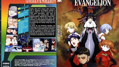 Neon Genesis Evangelion [26/26] - Avi - Mp4 - Sub Español - Mega