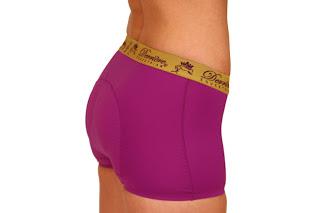 Derriere Equestrian Padded Shorty Female Riding Underwear
