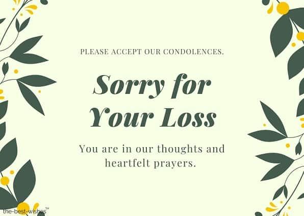 condolence messages hinduism