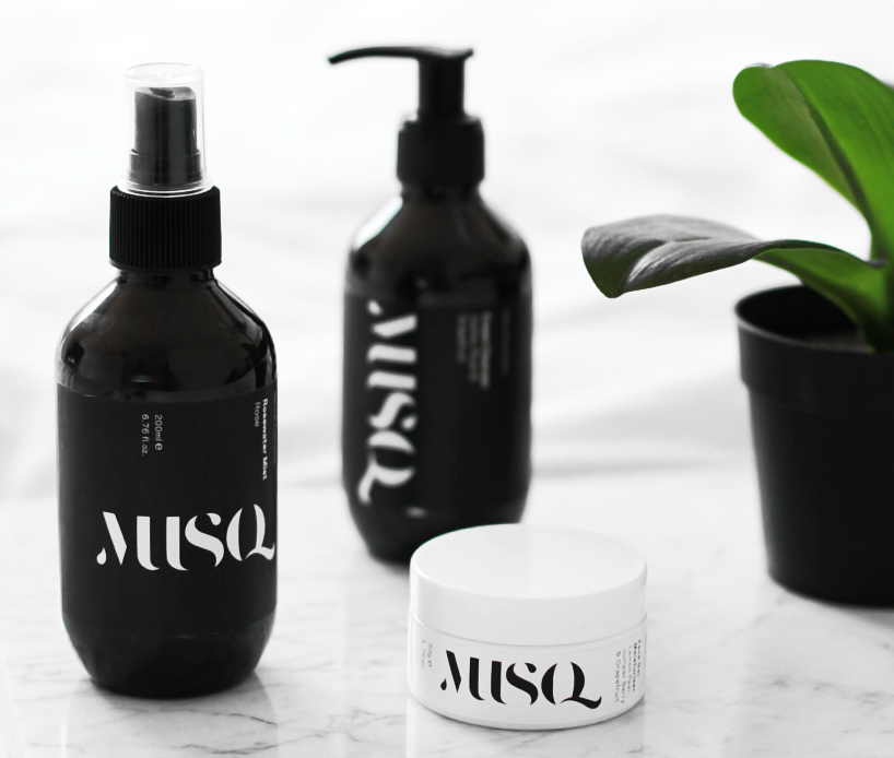 musq cosmetics The Organic Project skincare natural