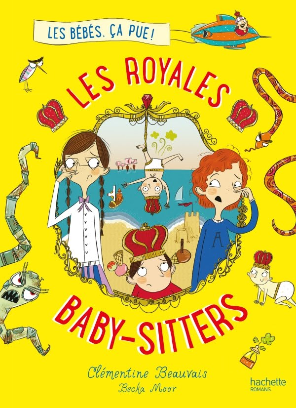 Les royales baby-sitters